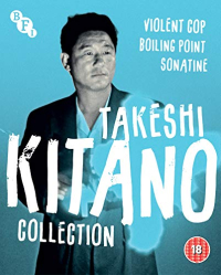 Takeshi Kitano Collection (OwS) [Blu-ray]