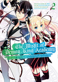 The Misfit of Demon King Academy: History's Strongest Demon King Reincarnates and Goes to School with His Descendants - Vol. 02