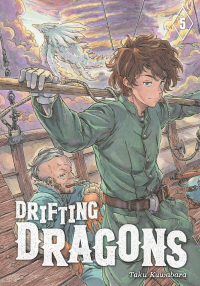 Drifting Dragons - Vol.05: Kindle Edition