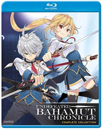 Undefeated Bahamut Chronicle - Complete Series (OwS) [Blu-ray] (Re-Release)