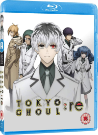 Tokyo Ghoul:re - Part 1/2 [Blu-ray]