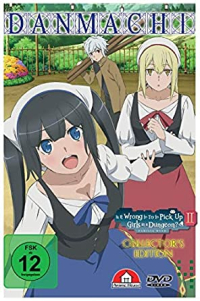 DanMachi: Is It Wrong to Try to Pick Up Girls in a Dungeon? - Familia Myth 2: Vol.4/4 - Collector's Edition