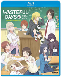 Wasteful Days of High School Girls - Complete Series [Blu-ray]