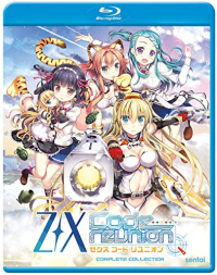 Z/X: Code Reunion - Complete Series (OwS) [Blu-ray]