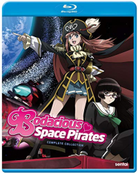 Bodacious Space Pirates - Complete Series [Blu-ray] (Re-Release)