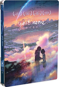 Your Name. - Steelbook [Blu-ray]