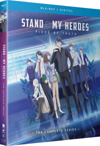 Stand My Heroes: Piece of Truth - Complete Series [Blu-ray]