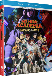 My Hero Academia: Heroes Rising [Blu-ray+DVD]