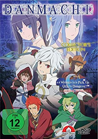 DanMachi: Is It Wrong to Try to Pick Up Girls in a Dungeon? - Arrow of Orion - Collector's Edition