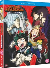 My Hero Academia: Season 4 - Part 1/2 [Blu-ray]