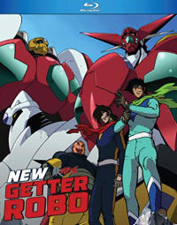 New Getter Robo - Complete Series [Blu-ray]