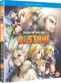 Dr. Stone: Season 1 - Part 2/2 [Blu-ray]