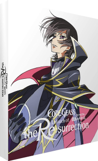 Code Geass: Lelouch of the Re;surrection - Collector's Edition [Blu-ray+DVD] + OST