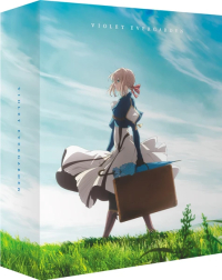 Violet Evergarden - Complete Series: Collector's Edition [Blu-ray] + Artbook