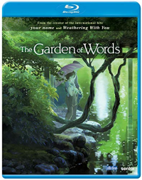 The Garden of Words [Blu-ray] (Re-Release)