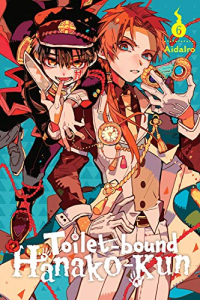 Toilet-bound Hanako-kun - Vol.06