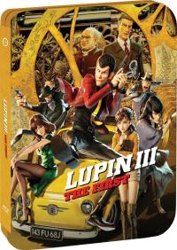 Lupin III: The First - Steelbook [Blu-ray+DVD]