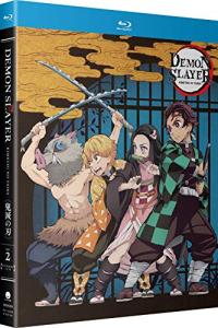 Demon Slayer: Kimetsu no Yaiba - Part 2/2 [Blu-ray]