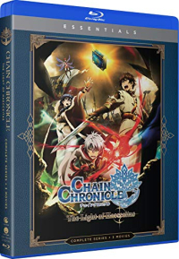 Chain Chronicle: The Light of Haecceitas - Complete Series + Movies: Essentials [Blu-ray]