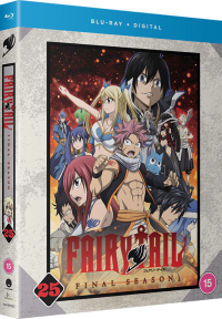 Fairy Tail - Part 25 [Blu-ray]