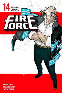 Fire Force - Vol.14: Kindle Edition