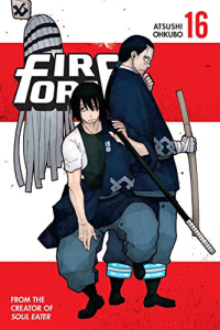 Fire Force - Vol.16: Kindle Edition