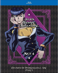 JoJo's Bizarre Adventure - Box 4 [Blu-ray]