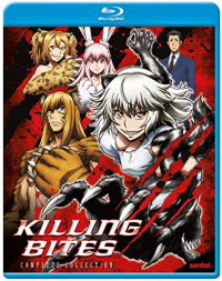 Killing Bites - Complete Series (OwS) [Blu-ray]