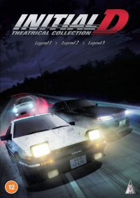 Initial D - Movie Colletion