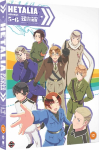 Hetalia: The World Twinkle + Hetalia: The Beautiful World