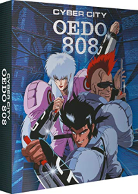 Cyber City Oedo 808 - Collector's Edition [Blu-ray] + OST