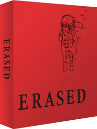 Erased - Complete Series: Limited Edition [Blu-ray]