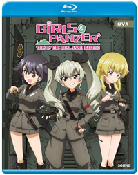 Girls & Panzer: This is the Real Anzio Battle! [Blu-ray]