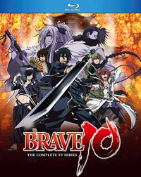 Brave 10 - Complete Series (OwS) [Blu-ray]