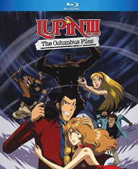 Lupin the Third: The Columbus Files [Blu-ray]