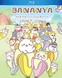 Bananya and the Curious Bunch [Blu-ray]