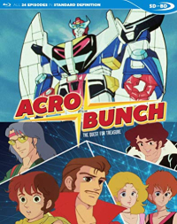 Acrobunch - Complete Series (OwS) [SD on Blu-ray]