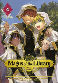 Magus of the Library - Vol.04