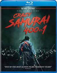 Crazy Samurai 400 vs. 1 (OwS) [Blu-ray]