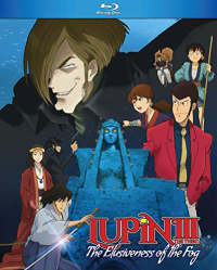Lupin the Third: The Elusiveness of the Fog (OwS) [Blu-ray]