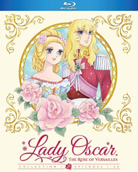 Lady Oscar: The Rose of Versailles - Part 1/2 (OwS) [Blu-ray]