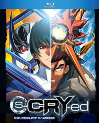 s-CRY-ed - Complete Series [Blu-ray]