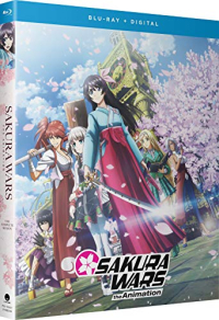 Sakura Wars: The Animation - Complete Series [Blu-ray]