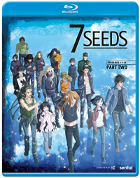 7 Seeds - Part 2/2 [Blu-ray]
