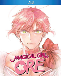 Magical Girl Ore - Complete Series (OwS) [Blu-ray]