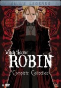 Witch Hunter Robin - Gesamtausgabe: Anime Legends