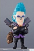 One Piece - Figur: Franky (Strong World)