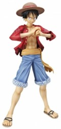 One Piece - Actionfigur: Monkey D. Luffy