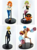 One Piece - Figurenset