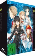 Sword Art Online - Vol. 1/4: Limited Edition [Blu-ray] + Sammelschuber